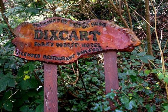 L'hôtel de Dixcart, mon escale préférée