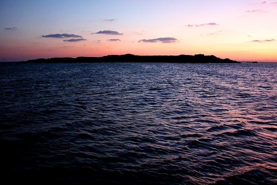 îles Saint Marcouf - île de Terre
