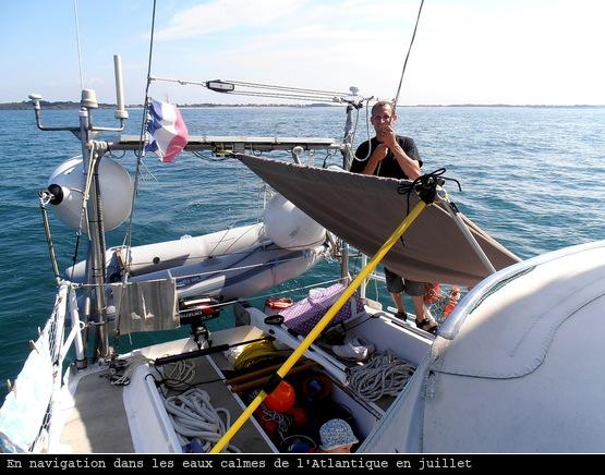 Navigation en eaux calmes