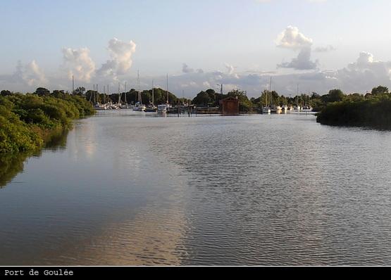 Port de Goulée