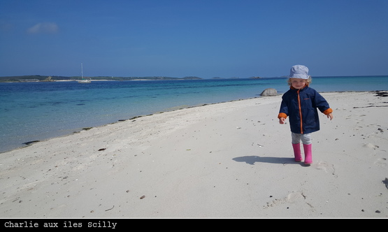 Charlie aux Scilly